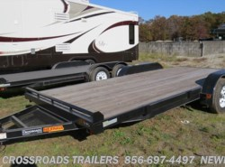 New 2016  Nexhaul  82x18 TA Wood Deck Car Hauler by Nexhaul from Crossroads Trailer Sales, Inc. in Newfield, NJ