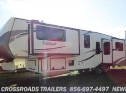 New 2017  Forest River Wildcat 37WB by Forest River from Crossroads Trailer Sales, Inc. in Newfield, NJ
