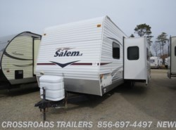 Used 2008  Forest River Salem LE 31QBSS by Forest River from Crossroads Trailer Sales, Inc. in Newfield, NJ