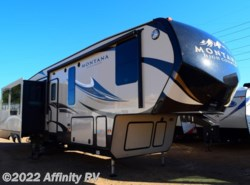 New 2016  Keystone Montana 353RL by Keystone from Affinity RV in Prescott, AZ