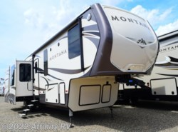 New 2017  Keystone Montana 3660RL by Keystone from Affinity RV in Prescott, AZ