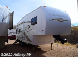 Used 2007  Nu-Wa Hitchhiker II 26.5RLBG by Nu-Wa from Affinity RV in Prescott, AZ