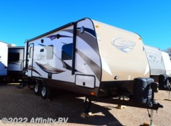 Used 2015  Keystone Cougar 21RBS