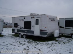Used 2009  Gulf Stream Kingsport 22' by Gulf Stream from Curtis Trailer Center in Schoolcraft, MI