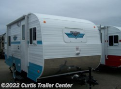 New 2017  Riverside RV Retro 176S by Riverside RV from Curtis Trailer Center in Schoolcraft, MI