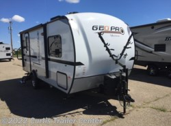 New 2017  Forest River Rockwood Geo Pro G17RK by Forest River from Curtis Trailer Center in Schoolcraft, MI