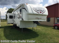 Used 2013  Palomino Sabre Silhouette 311 RETS by Palomino from Curtis Trailer Center in Schoolcraft, MI