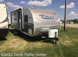 Used 2016  Shasta Oasis 25RS by Shasta from Curtis Trailer Center in Schoolcraft, MI