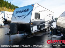 New 2017  Keystone Springdale WEST 179QBWE by Keystone from Curtis Trailers in Portland, OR