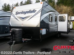 New 2017  Keystone Springdale West 271rlwe by Keystone from Curtis Trailers in Portland, OR