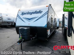 New 2017  Miscellaneous  SPRINGDALE WEST 260TBWE by Miscellaneous from Curtis Trailers in Portland, OR