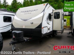 New 2018  Keystone Passport 2200rbwe by Keystone from Curtis Trailers in Portland, OR