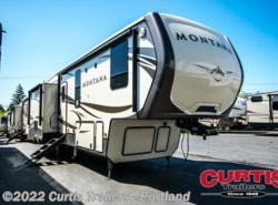 New 2018  Keystone Montana 3160rl by Keystone from Curtis Trailers in Portland, OR