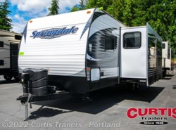 Used 2015  Keystone Springdale 282BHSEWE by Keystone from Curtis Trailers in Portland, OR
