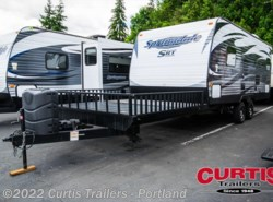 Used 2015  Keystone Springdale 211srt by Keystone from Curtis Trailers in Portland, OR