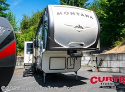 New 2018  Keystone Montana 3790rd by Keystone from Curtis Trailers in Portland, OR