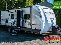 New 2018  Keystone Cougar Half-Ton 25bhswe by Keystone from Curtis Trailers in Portland, OR