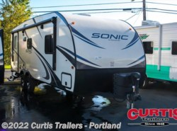 New 2018  Venture RV Sonic 231vrl by Venture RV from Curtis Trailers in Portland, OR