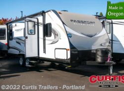 New 2018  Keystone Passport 239mlwe by Keystone from Curtis Trailers in Portland, OR