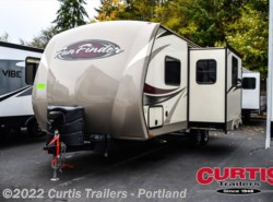 Used 2016  Cruiser RV Fun Finder 233RBS by Cruiser RV from Curtis Trailers in Portland, OR