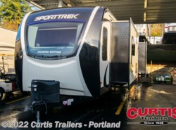 New 2018  Venture RV SportTrek Touring 333vfl by Venture RV from Curtis Trailers - Portland in Portland, OR