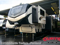 New 2018  Keystone Cougar 367FLS by Keystone from Curtis Trailers in Portland, OR