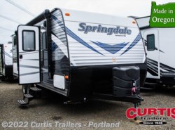 New 2018  Keystone Springdale West 220bhwe by Keystone from Curtis Trailers - Portland in Portland, OR