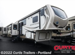 New 2018  Keystone Montana 3810ms by Keystone from Curtis Trailers in Portland, OR
