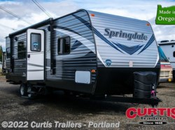New 2019  Keystone Springdale West 242rkwe by Keystone from Curtis Trailers - Portland in Portland, OR