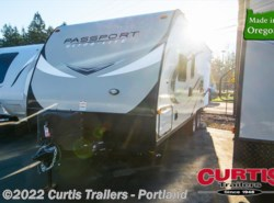 New 2019  Keystone Passport 239mlwe by Keystone from Curtis Trailers - Portland in Portland, OR