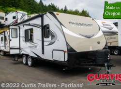New 2019  Keystone Passport 195RBWE by Keystone from Curtis Trailers - Portland in Portland, OR
