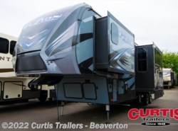 New 2017  Keystone Fuzion 384 by Keystone from Curtis Trailers in Aloha, OR