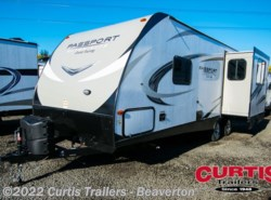 New 2017  Keystone Passport 2450rlwe by Keystone from Curtis Trailers in Aloha, OR