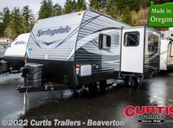 New 2017  Keystone Springdale West 235rbwe by Keystone from Curtis Trailers in Aloha, OR
