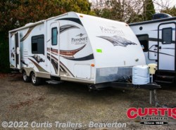 New 2011  Keystone Passport 245RBWE