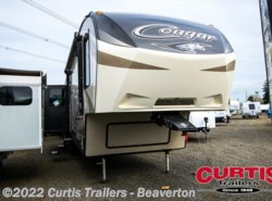 New 2017  Keystone Cougar 333MKS by Keystone from Curtis Trailers in Aloha, OR