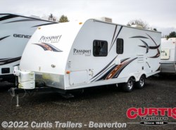 Used 2013  Keystone Passport 238MLWE by Keystone from Curtis Trailers in Aloha, OR