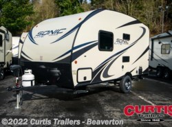 New 2017  Venture RV Sonic Lite 150vrk by Venture RV from Curtis Trailers in Aloha, OR