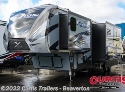 New 2017  Keystone Fuzion 369 by Keystone from Curtis Trailers in Aloha, OR