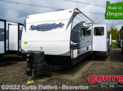 Used 2015  Keystone Springdale 293rkswe by Keystone from Curtis Trailers in Aloha, OR