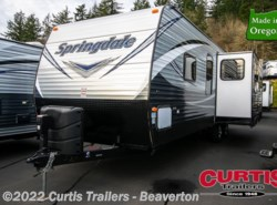 New 2018  Keystone Springdale West 271rlwe by Keystone from Curtis Trailers in Aloha, OR