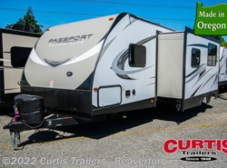New 2018  Keystone Passport 2670bhwe by Keystone from Curtis Trailers in Aloha, OR