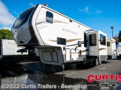 New 2017  Keystone Montana 3820fk by Keystone from Curtis Trailers in Aloha, OR