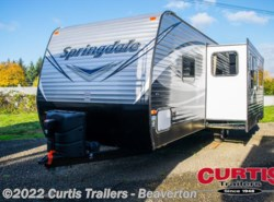 New 2018  Keystone Springdale West 270bhwe by Keystone from Curtis Trailers in Beaverton, OR