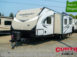 New 2018  Keystone Passport 2810bhwe by Keystone from Curtis Trailers in Beaverton, OR