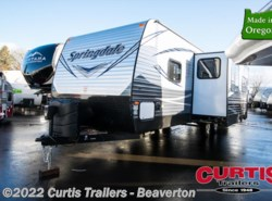 New 2018  Keystone Springdale west 270bhwe by Keystone from Curtis Trailers in Aloha, OR