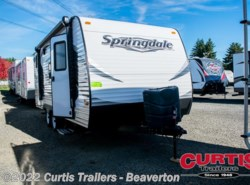 Used 2014  Keystone Springdale 189FLWE by Keystone from Curtis Trailers in Aloha, OR