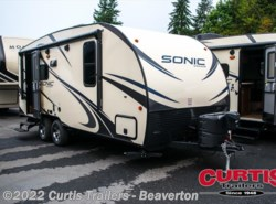 New 2018  Venture RV Sonic 200vml by Venture RV from Curtis Trailers in Aloha, OR