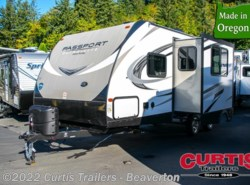 New 2018  Keystone Passport 2200rbwe by Keystone from Curtis Trailers in Beaverton, OR