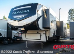 New 2018  Keystone Cougar 366rds by Keystone from Curtis Trailers in Beaverton, OR